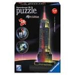 Ravensburger Puzzle Empire State Building Night 216 pièces