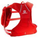Salomon Sacs à dos Agile 2 Set - Fiery Red - Taille One Size