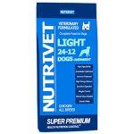 Nutrivet SUPER PREMIUM Croquettes chien 24/12 chien en surpoids 15 kg 0% blé - A base de poulet 40% minimum, chondroïtine, glucosamine pour la préservation des cartillages.