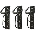 Palram 3 dispositifs d'accroches vertical pour vélos