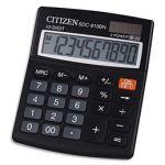 Citizen SDC-810BN - Calculatrice de table petit format