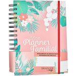 Toga Agenda familial 2020 - 2021- 15,5 x 21,5 cm - 228 pages