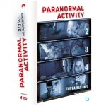 Coffret paranormal activity