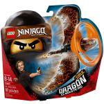 Lego 70645 - Ninjago : Cole Le maître du dragon