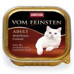Animonda 32x100g Adult variétés à la viande Vom Feinsten - Nourriture pour Chat