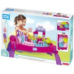 Mega Bloks La table d'apprentissage rose