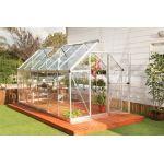 Chalet et Jardin Gaya - Serre de jardin en polycarbonate 6.8 m2