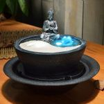 Zen'Arôme YingYang - Fontaine d'intérieur Fengshui