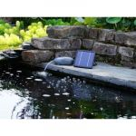 Ubbink Pompe à air solaire pour bassin 100 1351374