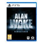 Alan Wake Remastered Ps5 [PS5]