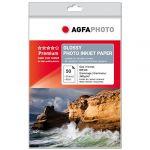 AgfaPhoto Papier photo, Silver Line, A4 240 g/m2, 50 pages