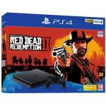 Sony Pack PS4 500 Go + Red Dead Redemption 2