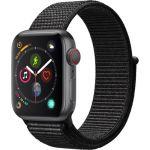 Apple Watch Series 4 - 40mm - Alu Gris Sidéral / Boucle Sport Noir