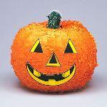 Piñata Citrouille Halloween