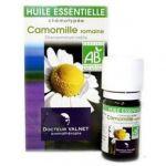 Docteur Valnet Huile essentielle camomille romaine bio, 5ml