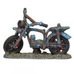 Aqua d'ella Vélomoteur Crossly 19x7x14 cm Résine PET