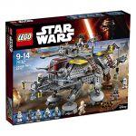 Lego 75157 - Star Wars : L'AT-TE du Capitaine Rex