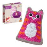 Sycomore Plushcraft My Design Cuddly Cat Pillow