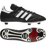 Adidas World Cup - Chaussures de football - Mixte Adulte - Noir (Black/Running White Footwear) - 46 EU