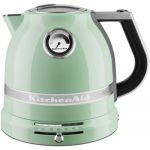 Kitchen Aid 5KEK1522EPT Macaron Pistache - Bouilloire à température réglable