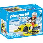 Playmobil 9285 - Family Fun : Motoneige