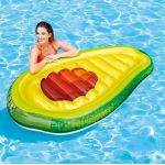 Intex Matelas de piscine Avocat