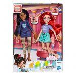 Hasbro Ariel et Pocahontas Disney Princesses