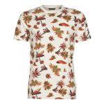 Scotch & Soda T-shirt RIMORI - Couleur XXL,S,M,L,XL - Taille Blanc