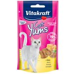 Vitakraft Cat Yums au fromage - Sac 40 g
