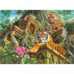 Perre / Anatolian Tigres au temple - Puzzle 1000 pièces