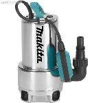 Makita PF0610 - Pompe immergée à eau chargée 550W