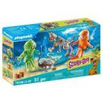 Playmobil Scooby-Doo ! 70708 SCOOBY-DOO Fantôme du capitaine Cutler
