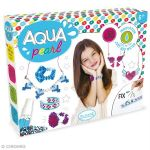 Aladine Coffret Aqua Pearl - Je fais mes bijoux