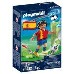 Playmobil Joueur Espagnol - Sports & Action - 70482
