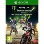 Monster Energy Supercross sur XBOX One