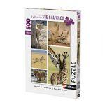Ravensburger Bébés Animaux Sauvages - Puzzle 500 pièces