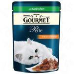 Purina Perle - Paté pour chat : lamelles de boeuf (24 x 85g)