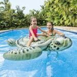 Intex 57555 - Tortue de mer gonflable réaliste à chevaucher