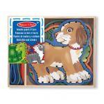 Melissa & Doug 13782 - Loisir Créatif - Wooden Panels & Laces Pets