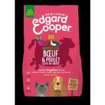 Edgard Cooper Croquettes boeuf et poulet bio pour chien