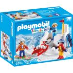 Playmobil 9283 - Enfants avec boules de neiges