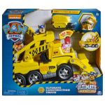 Spin Master Pat' Patrouille - Ultimate Rescue - Camion de Chantier - Ruben