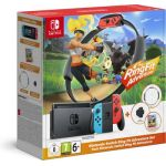 Nintendo Console Switch+ring fit