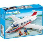 Playmobil 6081 Summer Fun - Avion avec pilote et touristes