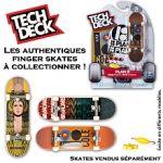 Spin Master Tech-Deck - Coffret Finger Skate (modèle aléatoire)