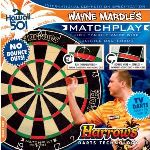 Harrows Cible traditionnelle Mardle Matchplay