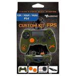 Subsonic Housse de protection en silicone pour manette PS4