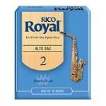 Rico Royal 2 - 10 anches de Saxophone Alto