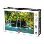 Dtoys Puzzle Romania Bigar Waterfall