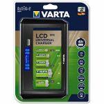 Varta Chargeur de piles rondes LCD Universal-Plus 57688101401 1 pc(s)